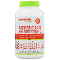 NutriBiotic Ascorbic Acid - Аскорбиновая кислота