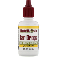 NutriBiotic Ear Drops (30 мл)