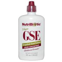 NutriBiotic GSE Grapefruit Seed Extract - Экстракт семян грейпфрута