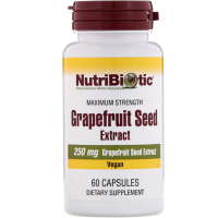 NutriBiotic Grapefruit Seed Extract 250 mg