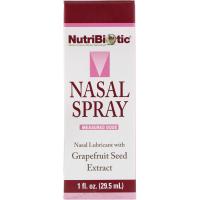 NutriBiotic Nasal Spray (29.5 мл) - Назальный спрей с экстрактом семян грейпфрута