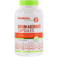 NutriBiotic Sodium Ascorbate Capsules