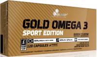 OLIMP Gold Omega 3 Sport Edition (120 капс)