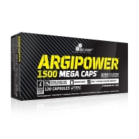 Olimp ARGIPOWER Mega Caps 1500 mg (120 капс)