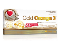 Olimp Gold Omega 3 65% (60 капс)