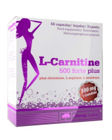 Olimp L-Carnitine 500 forte plus (60 капс)