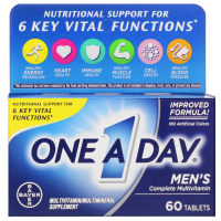 One-A-Day Men's Formula Complete Multivitamin