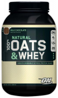 Optimum Nutrition 100% Natural Oats & Whey - 3lb (1350 гр)