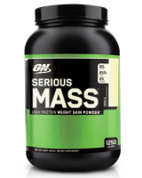 Optimum Nutrition Serious Mass - 3lb (1360 гр)