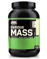 Optimum Nutrition Serious Mass - 3lb (1360 гр)