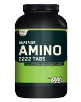 Optimum Nutrition Super Amino 2222 (160 таб)