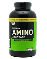 Optimum Nutrition Superior Amino 2222 Tabs