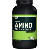 Optimum Nutrition Superior Amino 2222 Softgels (300 гелькапс)