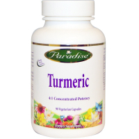 Paradise Herbs Turmeric 4:1 Concentrated Potency