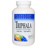 Planetary Herbals Triphala 1000 mg - Трифала