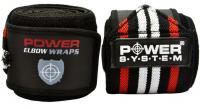 Power System Бинты кистевые PS-3500 Wrist Wraps (45 см)