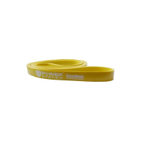 Power System Петля резиновая для кроссфита желтая PS-4051 Cross Band Level 1