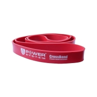 Power System Петля резиновая для кроссфита красная PS-4052 Cross Band Level 3