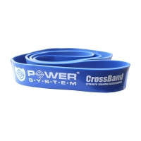 Power System Петля резиновая для кроссфита синяя PS-4054 Cross Band Level 4