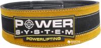 Power System Пояс для пауэрлифтинга с карабином PS-3840