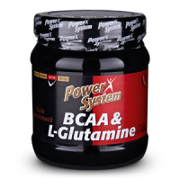 Power System BCAA + L-Glutamine (450 гр)