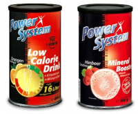 Power System Mineral Booster/Low Calorie Drink (800 гр)