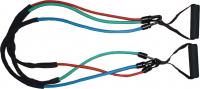 Power System PS-4008 - Набор Эспандеров для фитнеса  BODY TONING SET