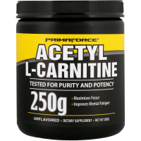 PrimaForce Alcar Acetyl L-Carnitine (250 гр)