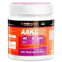 PureProtein L-Arginine AAKG (200 гр)