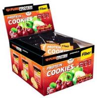 PureProtein Protein Cookies Fiber (12 штук)