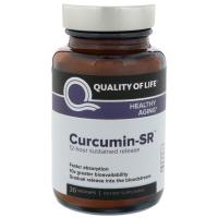Quality of Life Labs Curcumin-SR