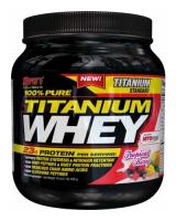 SAN 100% Pure Titanium Whey ( 489 гр)