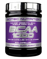Scitec Nutrition ВСАА 1000 (300 капс)