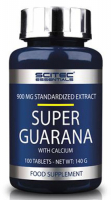 Scitec Nutrition Super Guarana (100 таб)
