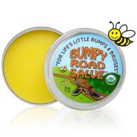 Sierra Bees Bumpy Road Salve - Бальзам для снятия раздражения и синяков (17 г)