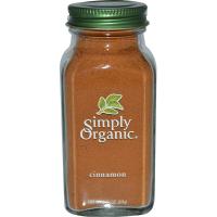 Simply Organic Cinnamon (69 гр) - Корица