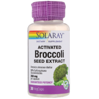 Solaray Activated Broccoli Seed Extract