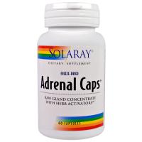 Solaray Adrenal Caps - Капсулы для надпочечников