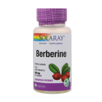 Solaray Berberine 500 mg
