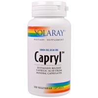 Solaray Capryl - Каприловая кислота