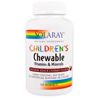 Solaray Children's Chewable Vitamins and Minerals