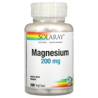 Solaray Magnesium 200 mg