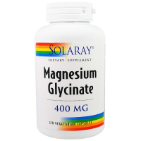 Solaray Magnesium Glycinate 400 mg
