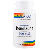Solaray Monolaurin 500 mg - Монолаурин