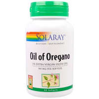 Solaray Oil of Oregano - Масло орегано