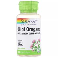 Solaray Oil of Oregano - Масло орегано