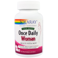 Solaray Once Daily Woman Multi-Vita-Min