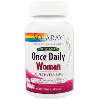 Solaray Once Daily Woman Multi-Vita-Min