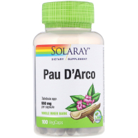 Solaray Pau D'Arco 550 mg