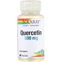 Solaray Quercetin 500 mg - Кверцетин